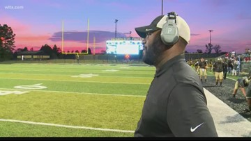 Fairfield Central shows off its upgraded stadium