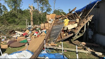5 tornadoes now confirmed in the Midlands during Friday's severe weather outbreak