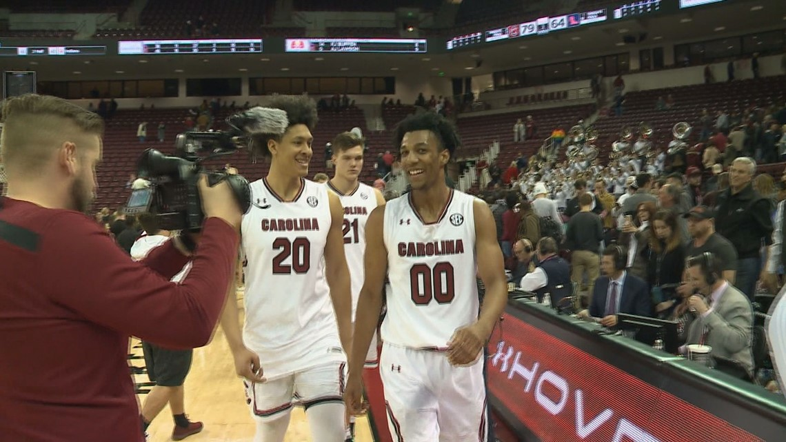 Lawson should be a go for the Gamecocks in Nashville