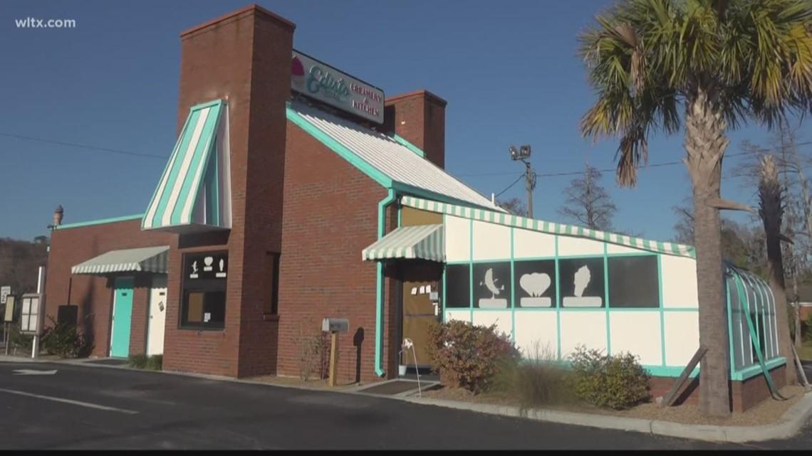 Orangeburg ice cream shop to close because of flag