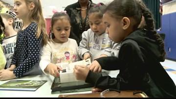 Ft. Jackson Constructs School, STEM Lesson