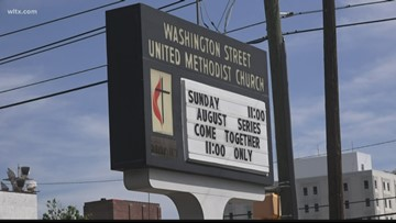 Washington Street United Methodist not sure what will happen with proposed church split over LGBTQ inclusion