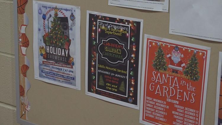 Holiday events happening in Orangeburg