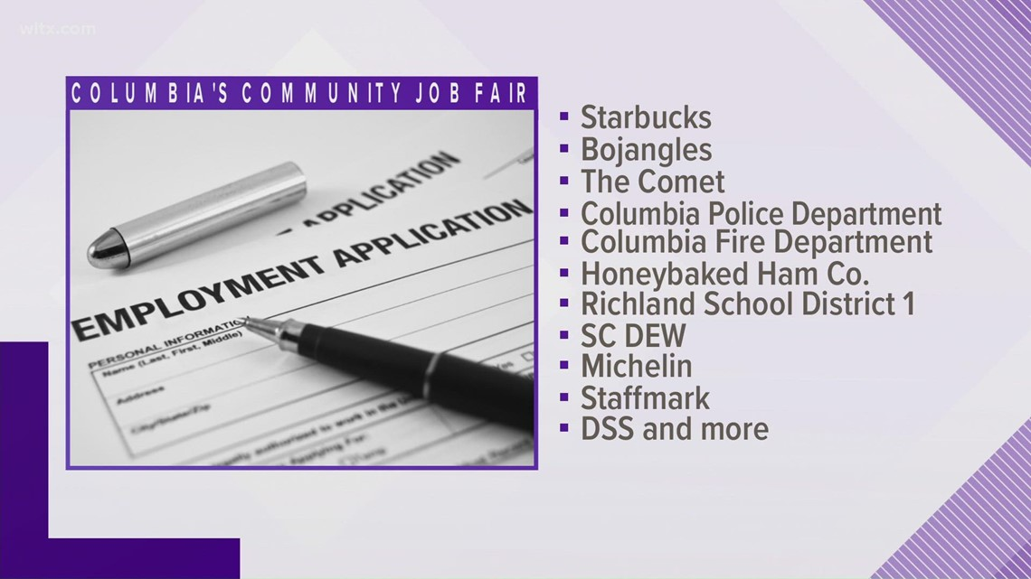 Local employers to participate in Community Job Fair on Oct. 21