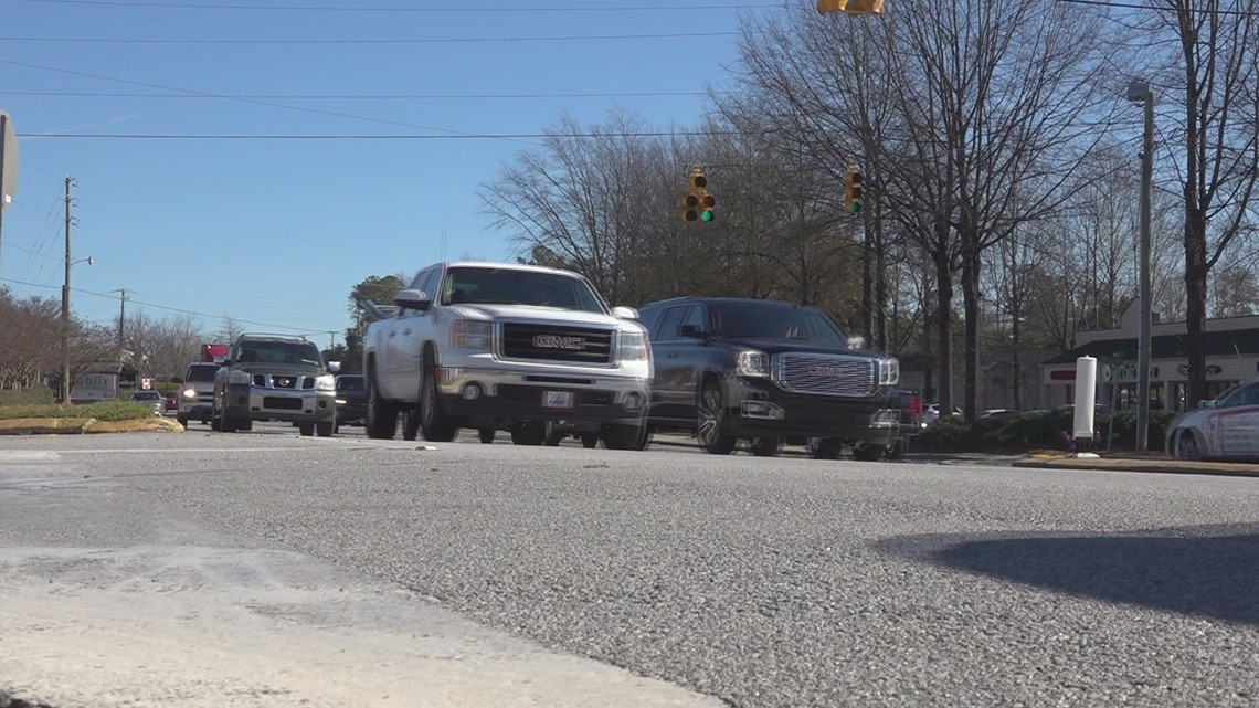 Lexington intersection causing safety concerns for community