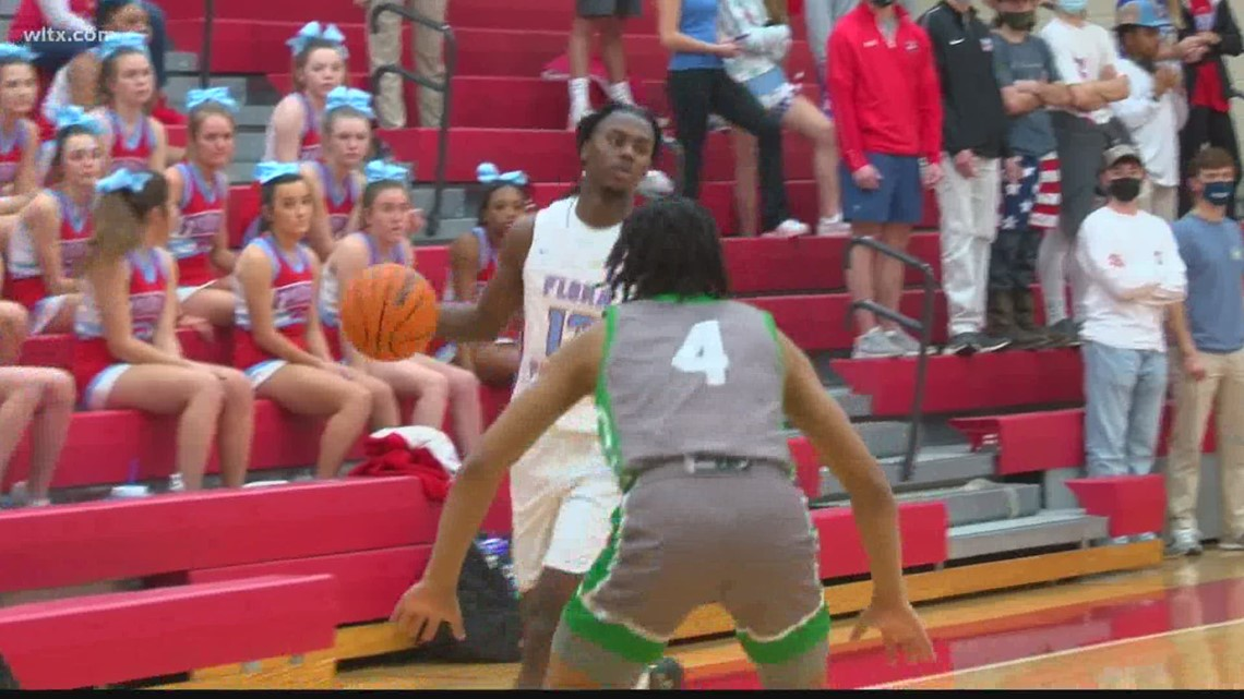Highlights from Monday's playoff games