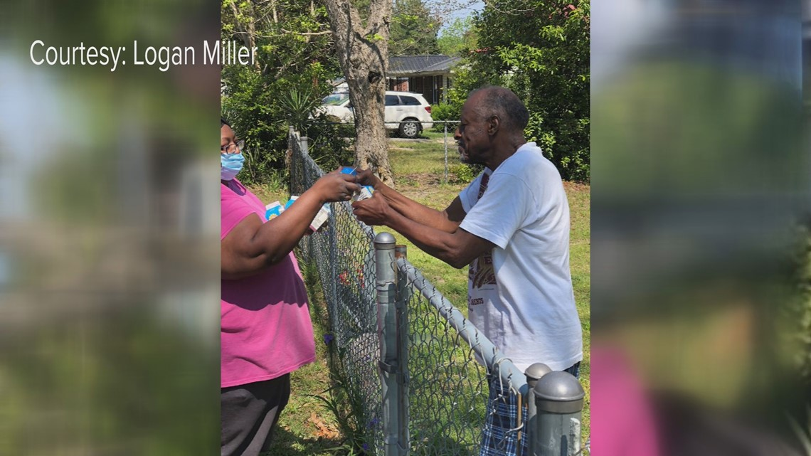 Orangeburg group makes sure seniors dont' go hungry during COVID-19