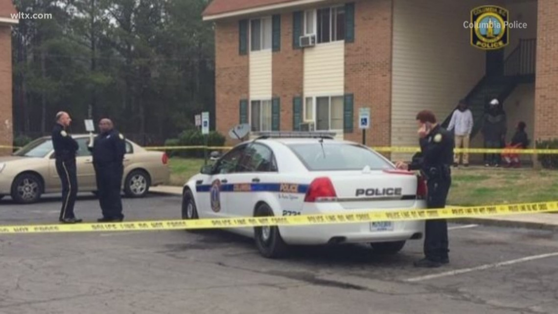 Man dead in 'domestic-related' shooting in Columbia