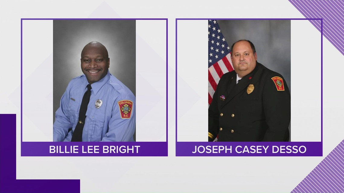 Columbia firefighters lose two lives just 48 hours apart