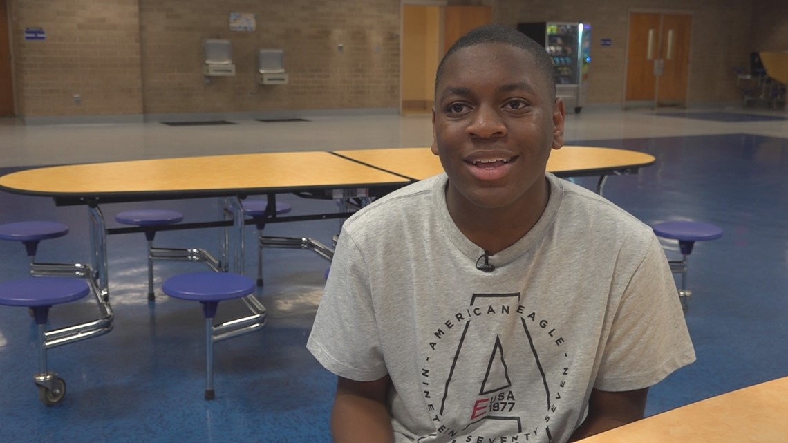 Sumter student achieves 12 years of perfect attendance — he's the only one in the county