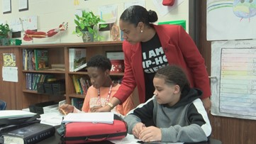 News 19 Teacher of the Week: Shirpolle Peniston-Blair