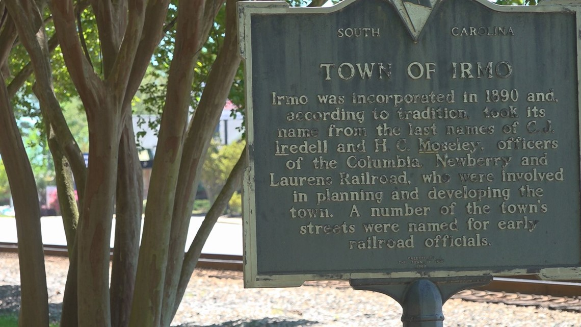 'We take a lot of pride in it:' Irmo named Tree City USA
