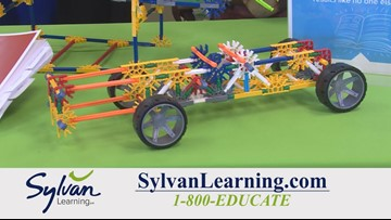 Sylvan Learning STEM camps