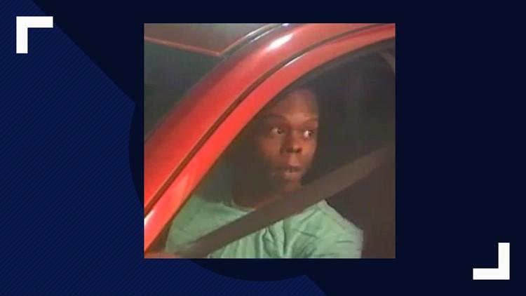 Camden assault suspect