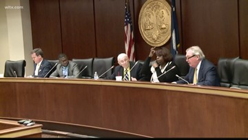 Richland County Legislative delegation have selected candidates for board of voters
