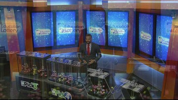 Evening Lottery Results Mar 19, 2019