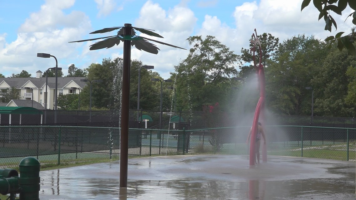 Trying to stay cool in Sumter? Let us count the ways