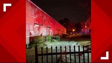 Crews investigating multiple gas leaks at Columbia apartments