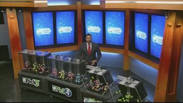 Evening Lottery Results Dec 7, 2018