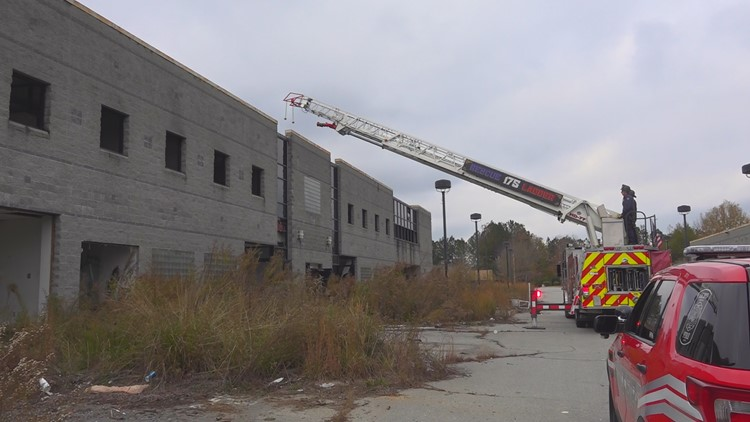 Irmo Fire gives update on commercial structure fire on Fernandina Road