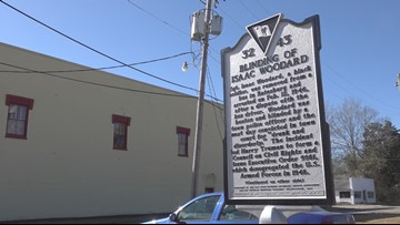Historic marker in SC honors African-American veteran brutally beaten seven decades ago