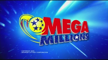Mega Millions Nov 12, 2019