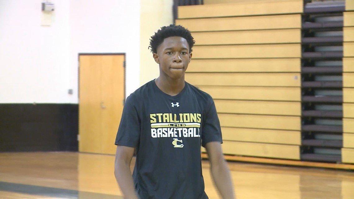 Lee Central guard will travel to Russia for 3-on-3 event