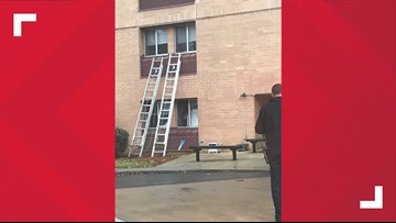 Fire at Palmetto Towers displaces one in Sumter