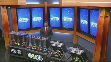 Evening Lottery Results Aug 15, 2019