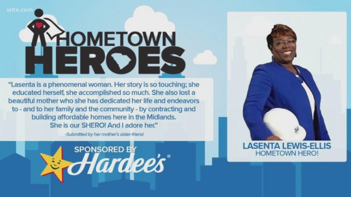 Hometown Hero: Lasenta Lewis-Ellis