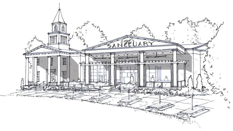 Sanctuary Food Hall development at BullStreet confirmed, company seeks local food and beverage vendors
