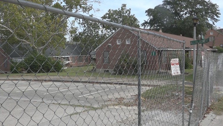 Columbia man wants to save Allen Benedict property from being demolished