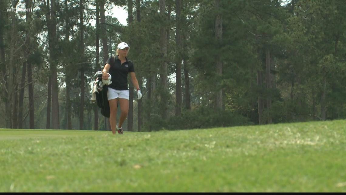 Gamecock women's golf prepares for NCAA regionals