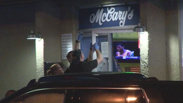 2 dead, 2 wounded in shooting at Columbia bar