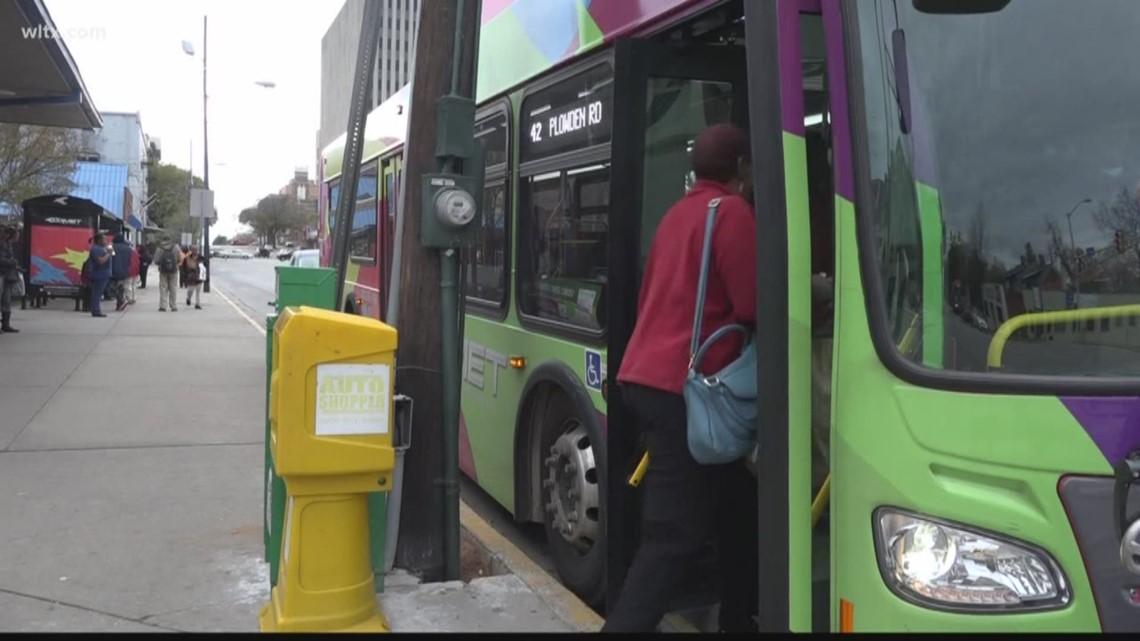 The Comet bus is coming to Batesburg-Leesville