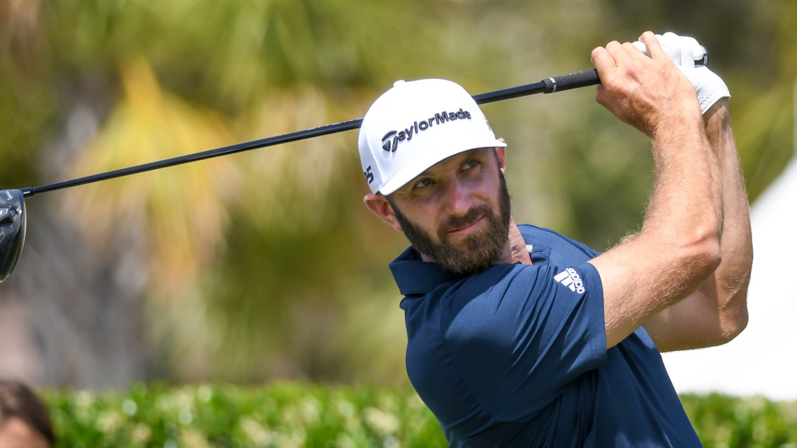 Irmo's Dustin Johnson Leads The RBC Heritage