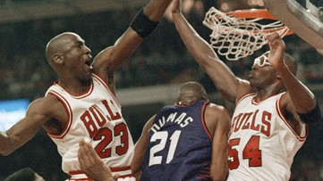"""Former Clemson star Horace Grant takes issue with """"The Last Dance"""""""