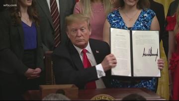 President Trump signs college free speech executive order: full speech