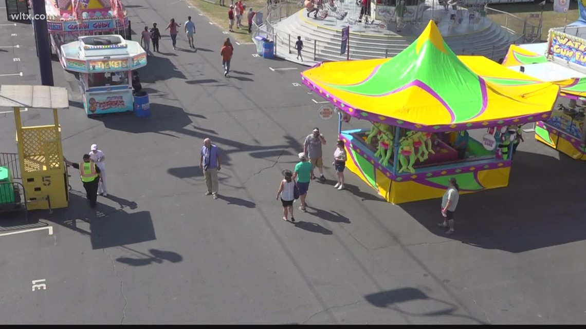 What to know about the parking with the SC State Fair and a USC football game taking place