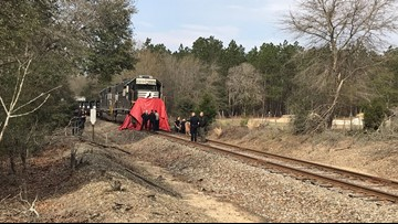 SC deaf man struck, killed by train because he didn't hear it coming