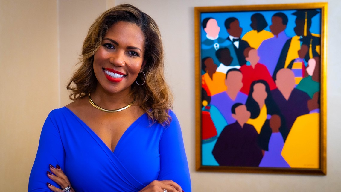 Benedict College's first female President paves the way for others