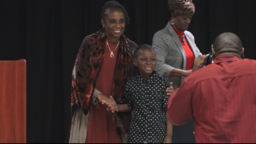 Rotary Club recognizes elementary school students during annual event