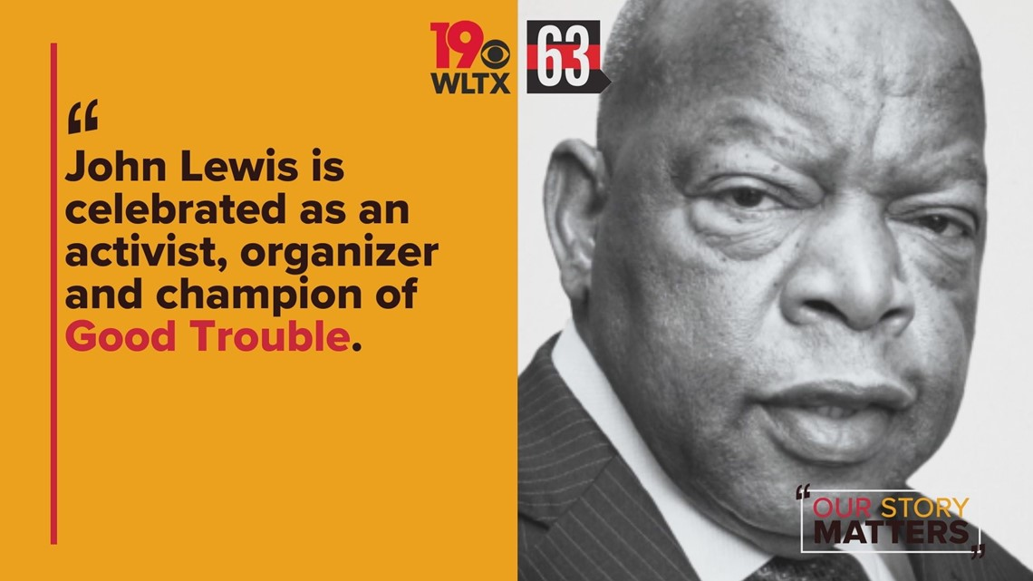 Our Story Matters: John Lewis