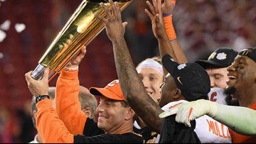 ALL IN: Celebrating Clemson's National Championship Title