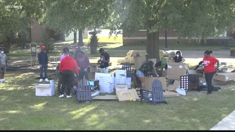 SC State wins contest to spruce up school
