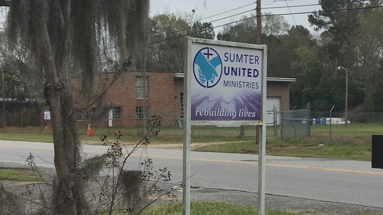 Sumter United Ministries in need of volunteers as eviction moratorium ends