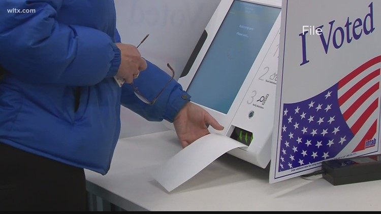 New bills aim to make changes to South Carolina election laws