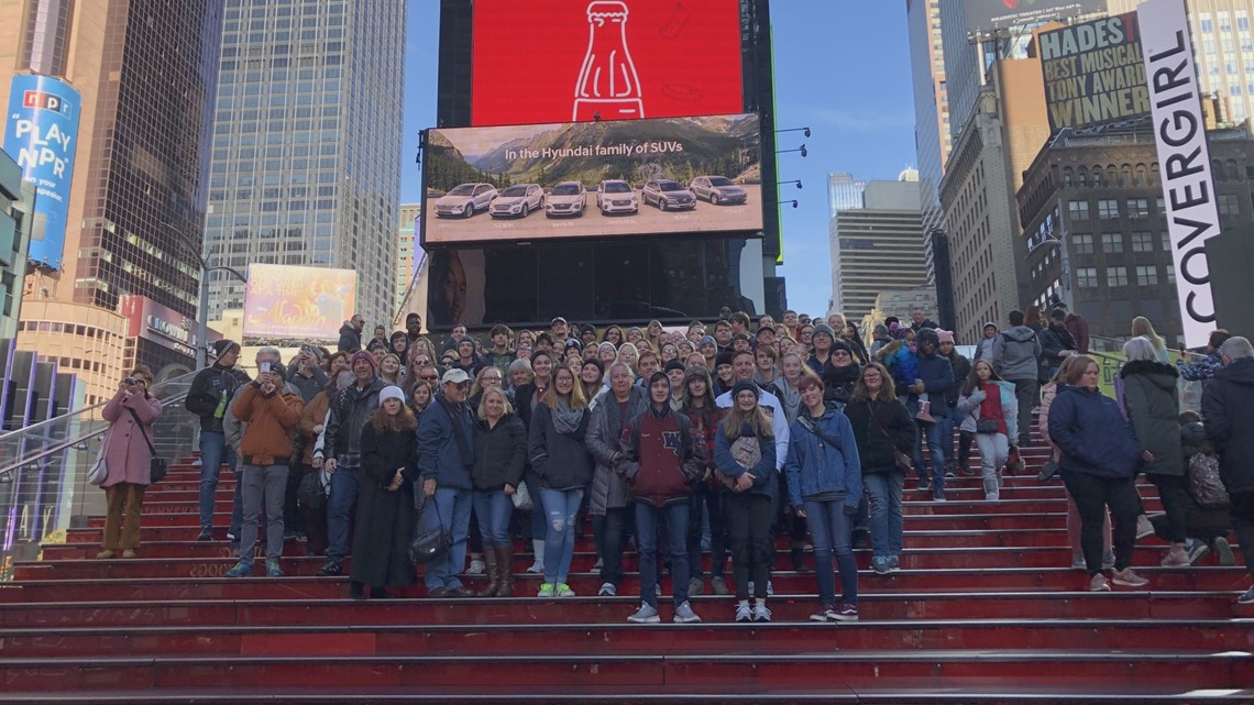 White Knoll High School Band to play in the Philadelphia Thanksgiving Parade