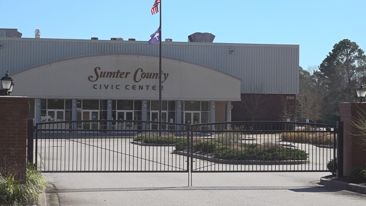 Sumter Civic Center to become new Prisma Health vaccination site