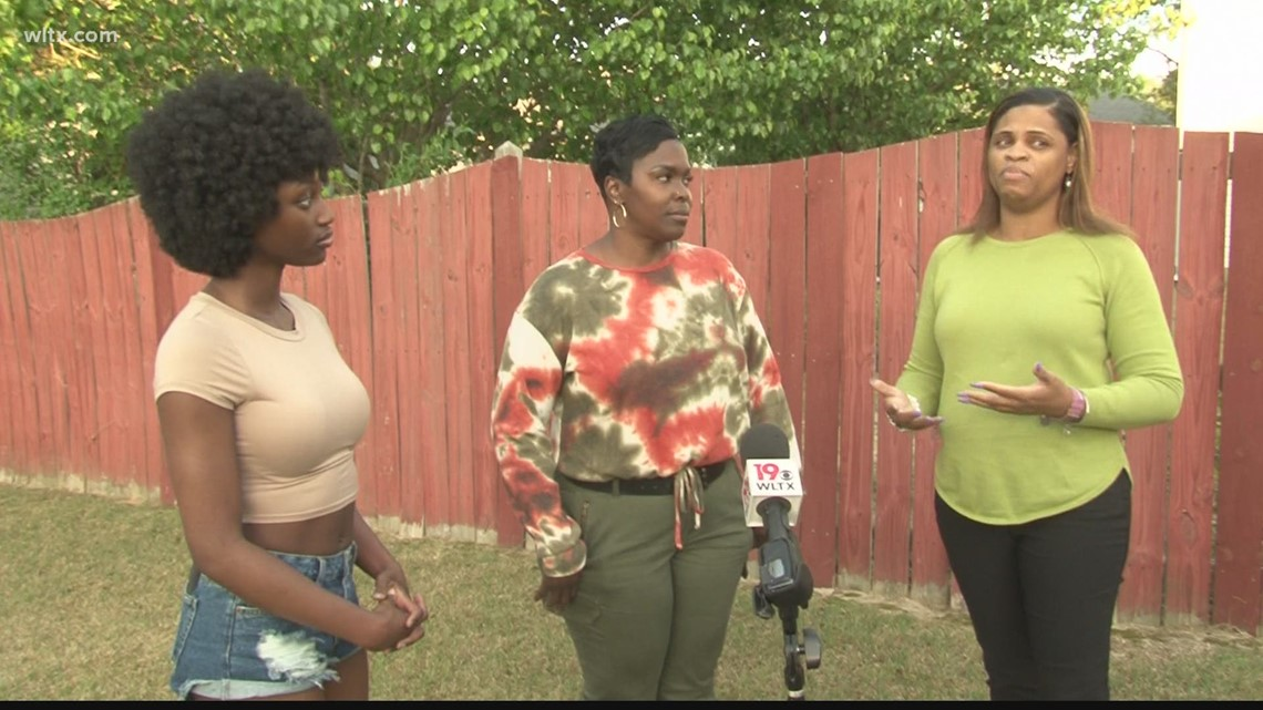 Bystanders in viral video speak out after neighborhood incident